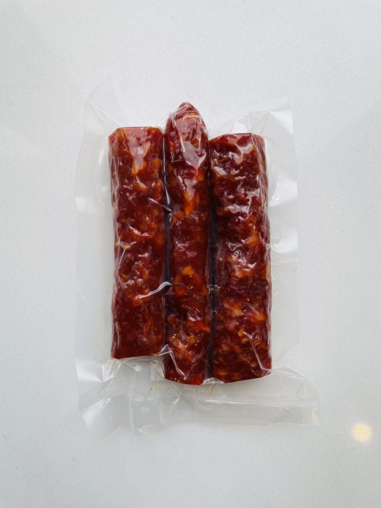 MARINELLI DRIED SAUSAGE - SPICY