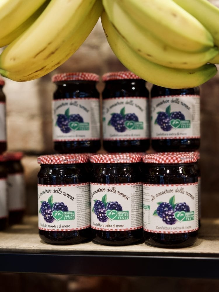 NONNA BLACKBERRY JAM - 280ml