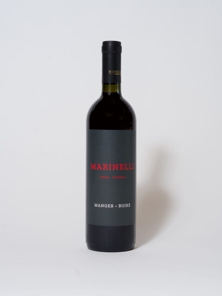 MARINELLI RED WINE - 750ml