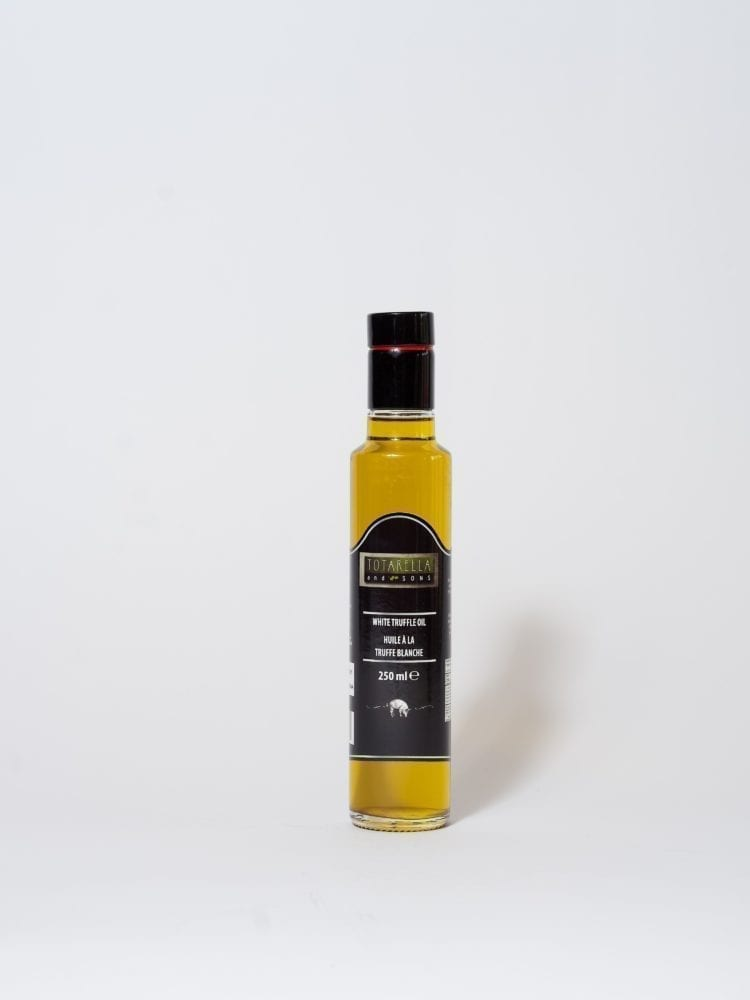 WHITE TRUFFLE OIL - 250ml - TOTARELLA ANS SONS