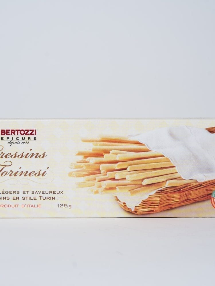 GRESSINI BREADSTICKS - 125g