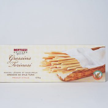 BERTOZZI BREADSTICKS - GRESSINI 125g