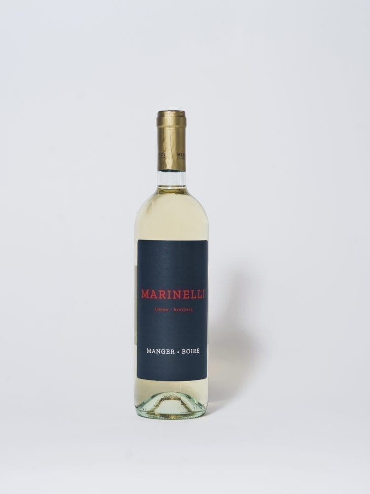 MARINELLI WHITE WINE - 750ml