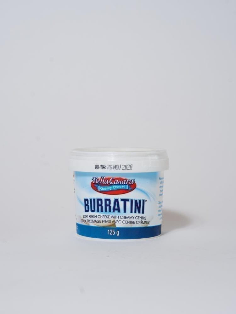 BURRATINI - SOFT FRESH CHEESE WITH CREAMY CENTRE