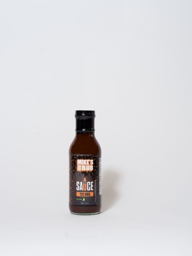 MIKE'S MANGO BBQ RUB - 235ML