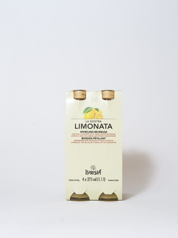 LA NOSTRA LIMONATA - 4 X 275ml