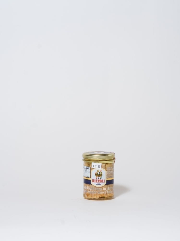 RIZZOLI - SOLID LIGHT TUNA IN OLIVE OIL - 200g