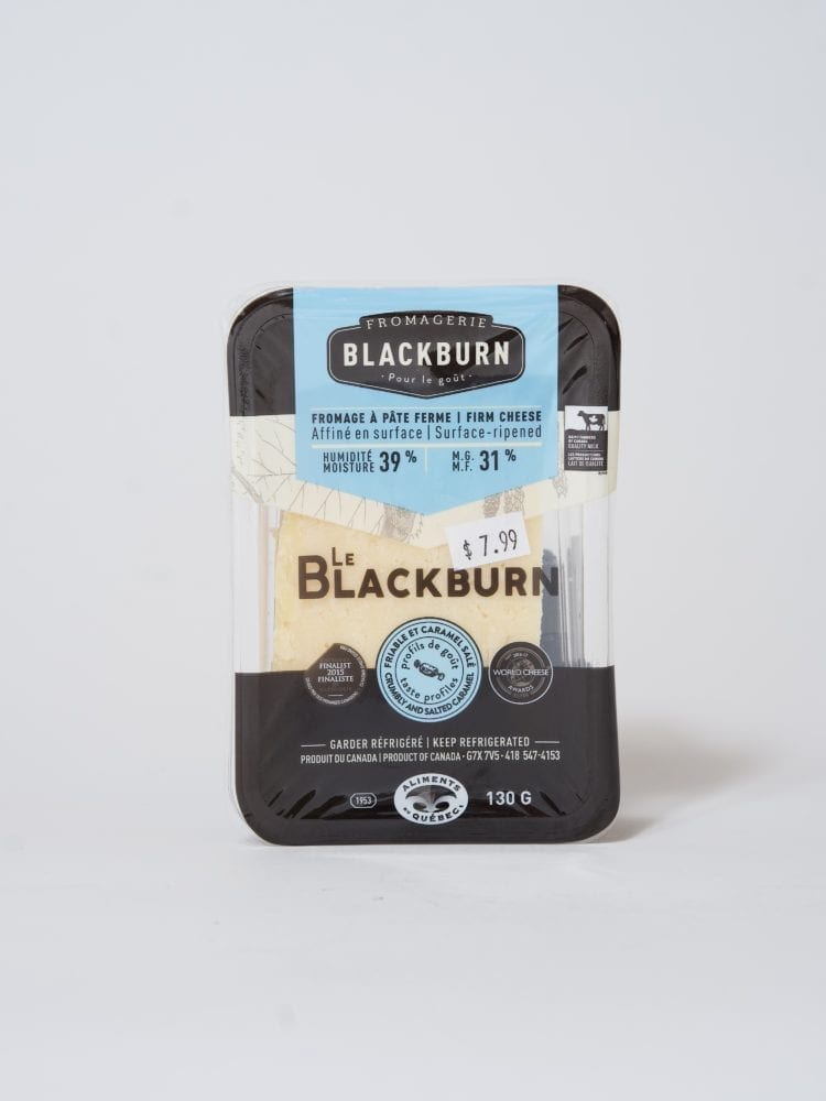 FROMAGERIE BLACKBURN - LE BLACKBURN - 130G