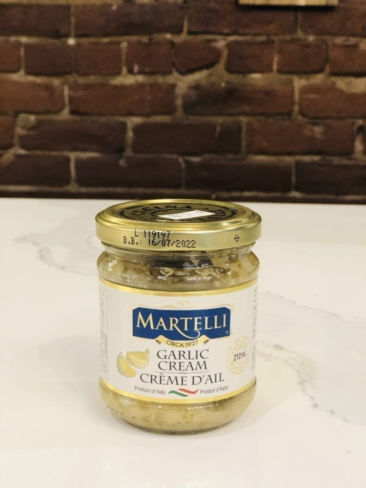 MARTELLI GARLIC CREAM - 212ml