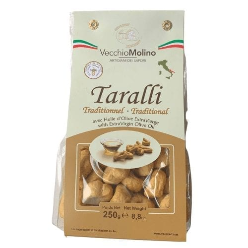 VECCHIO MOLINO TARALLI TRADITIONNEL | TRADITIONAL