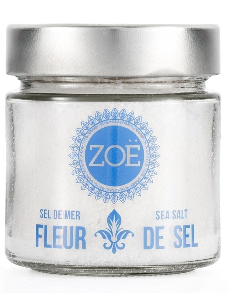 ZOE FLEUR DE SEL - SEA SALT FROM ZOE