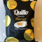 FRIED EGG CHIPS - QUILLO - 130G