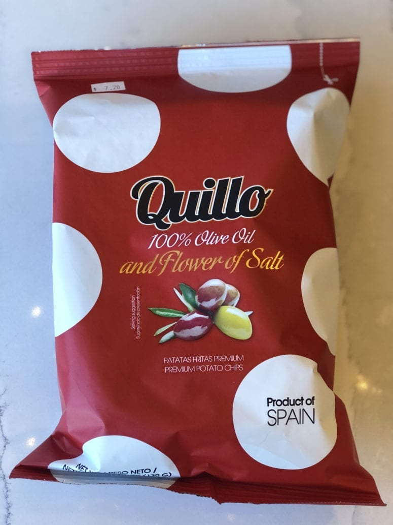 OLIVE OIL AND FLOWER OF SALT - QUILLO - 130G